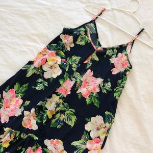Hawaiian Shift Dress